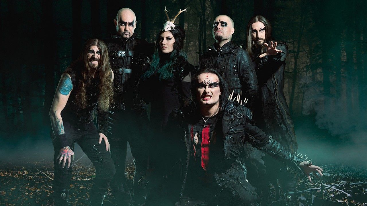 Cradle Of Filth: Lindsay startet Soloprojekt
