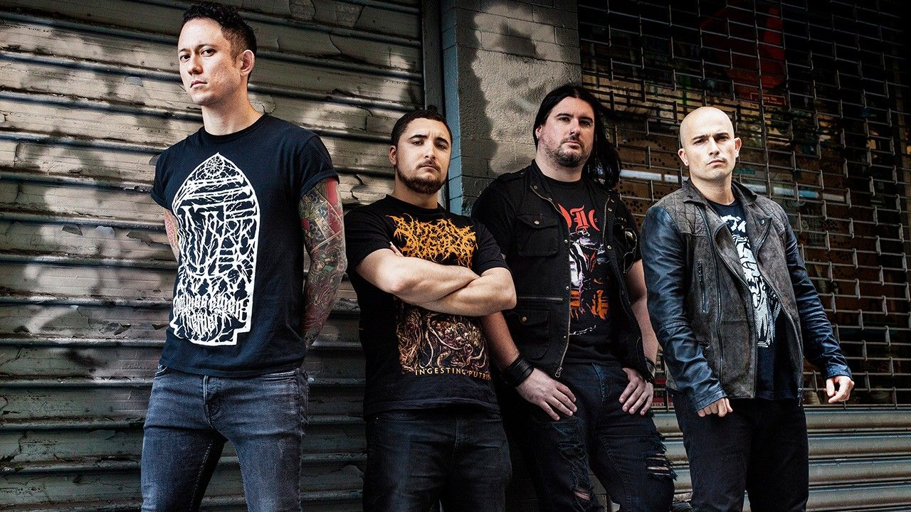 Triviums Matt Heafy schraubt an Black Metal-Album