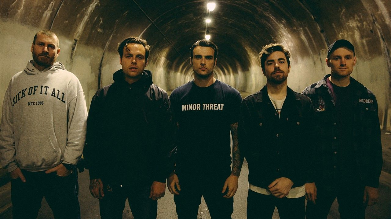 Stick To Your Guns bekommen Tour-Support