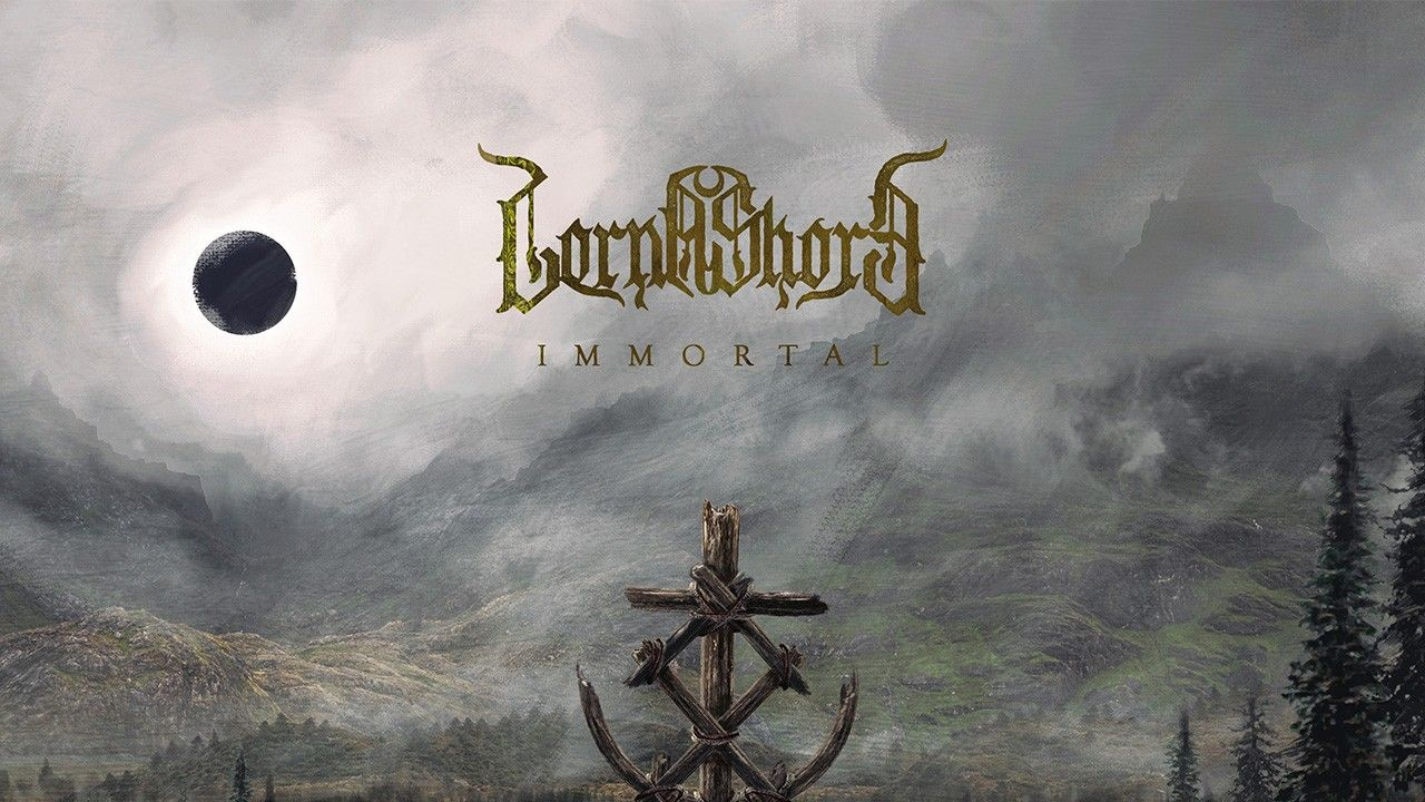 Lorna Shore - Immortal, CD-Cover