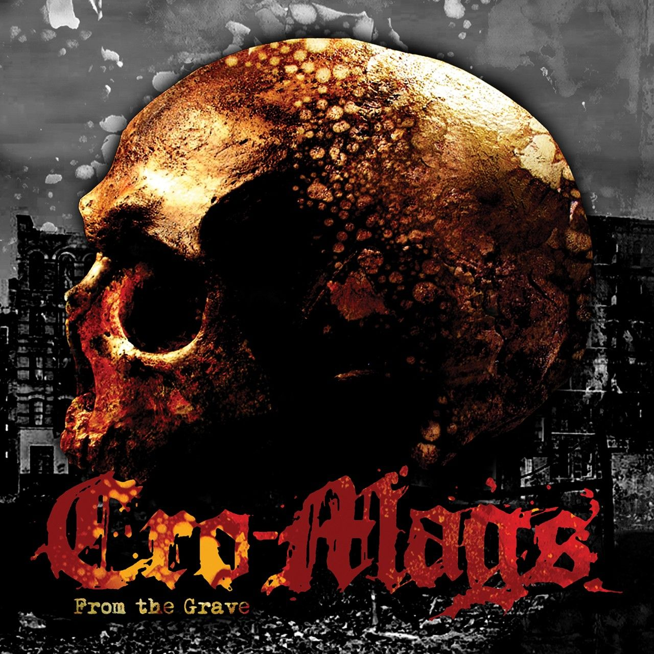 Cro-Mags - From The Grave, CD-Cover
