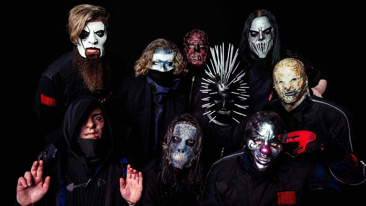 Slipknot, Bandfoto