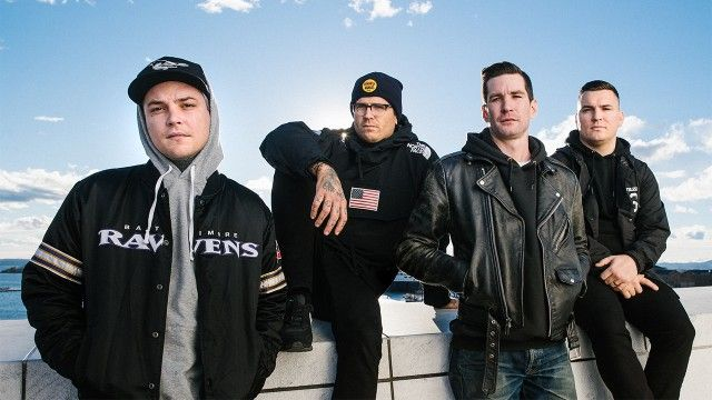 Neues The Amity Affliction-Album kommt im Februar