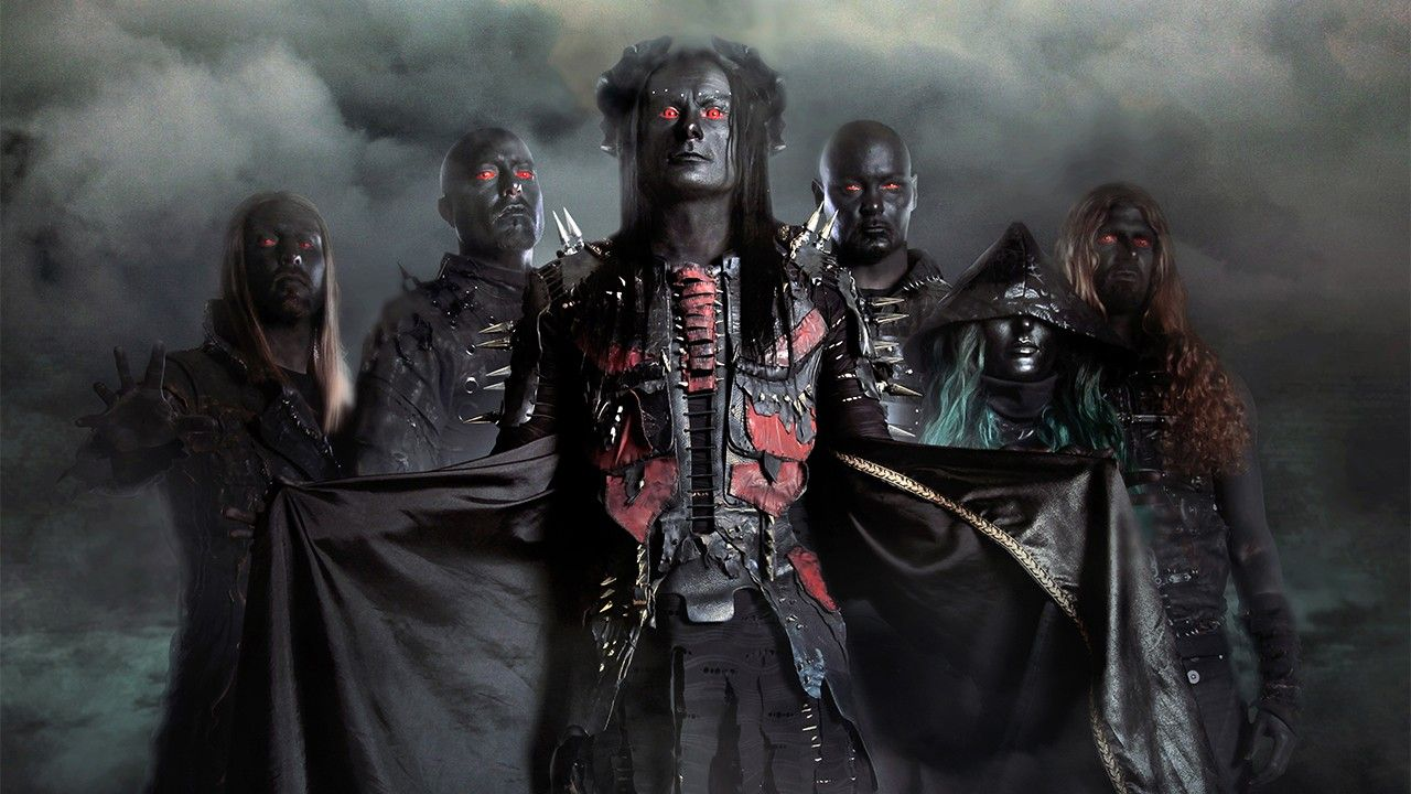 Cradle Of Filth, Bandfoto 2