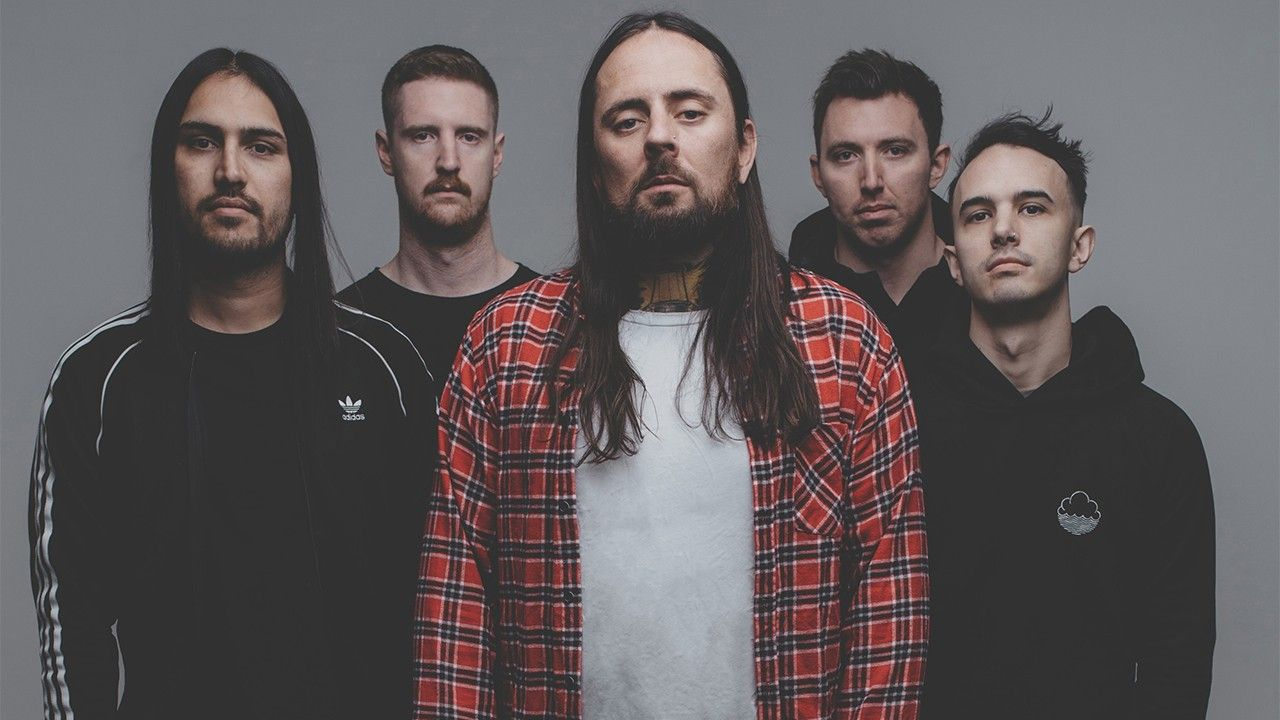 Thy Art Is Murder, Bandfoto 2
