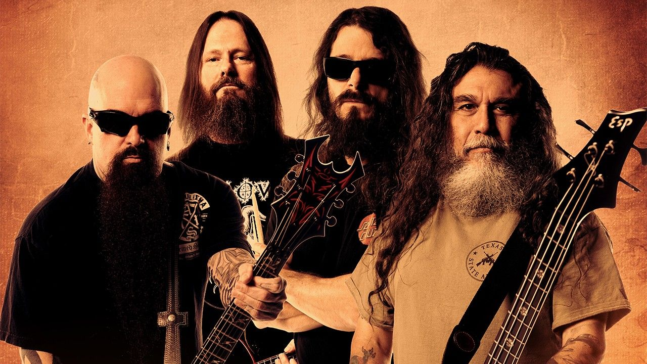 Slayer, Bandfoto 3