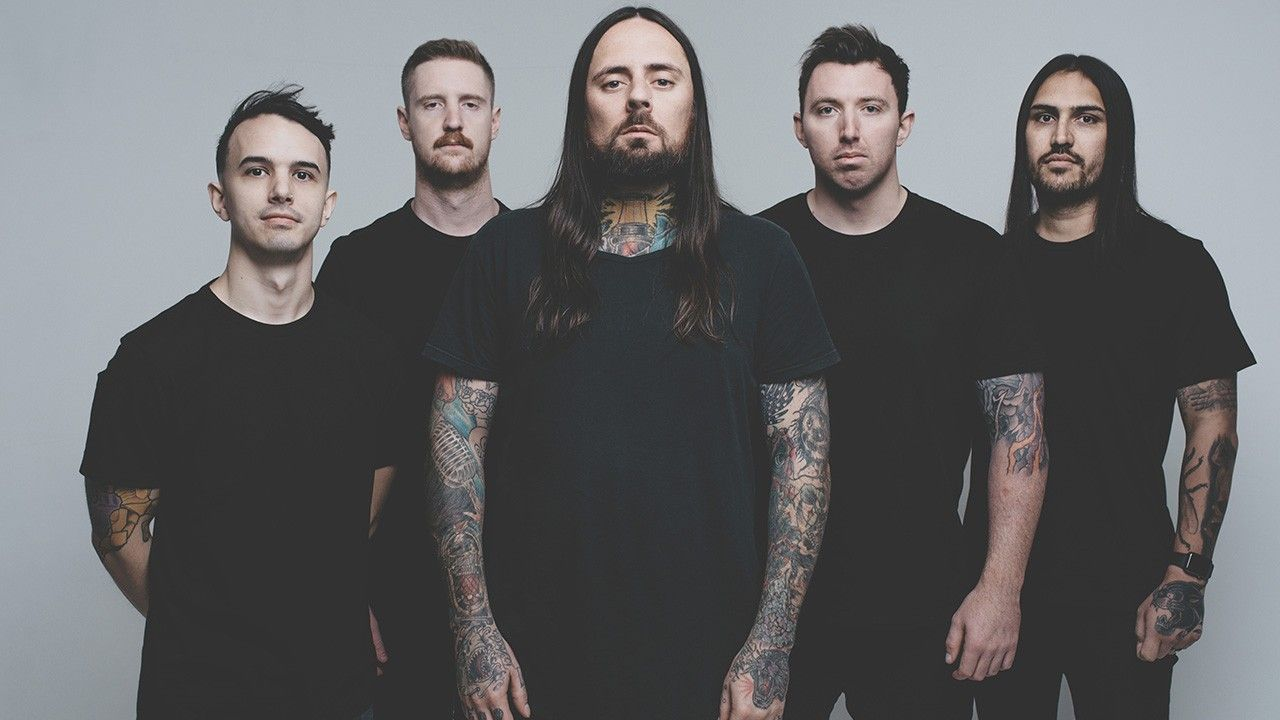 Thy Art Is Murder planen ihren Sommerurlaub in Europa
