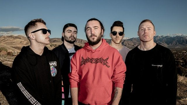 "Akustisch: I Prevail mit alternativer ""Hurricane"