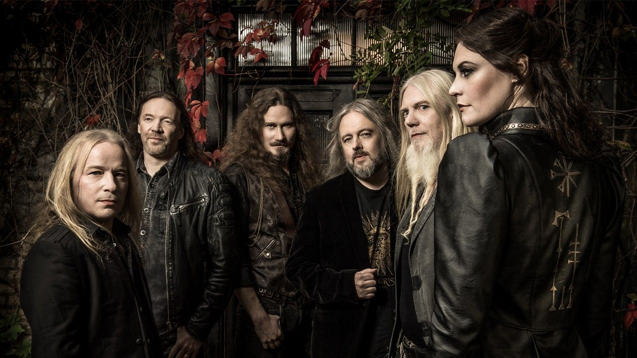 Nightwish kündigen Amorphis als Tour-Support an