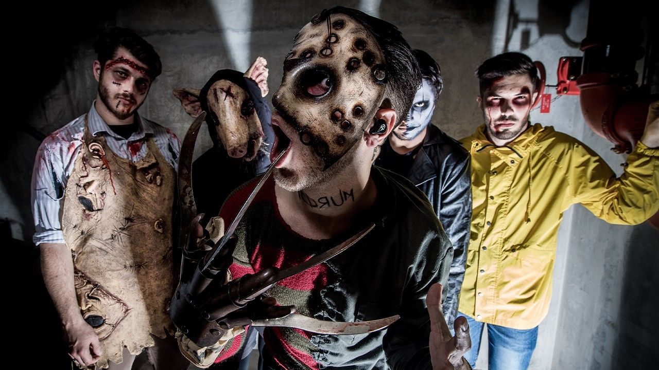 "Zum Muttertag: Ice Nine Kills besingen ""Jason's Mom"""