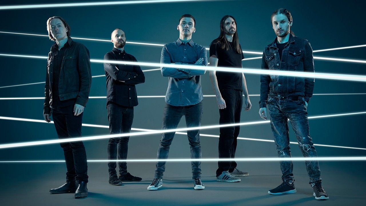 "TesseracT streamen ""Live In The Lockdown"""
