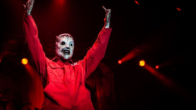 Corey Taylor: Erste Single featured Tech N9ne und