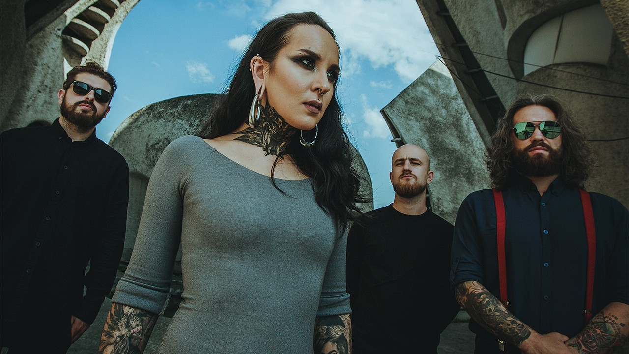 Mutig: Jinjer planen Tour im September