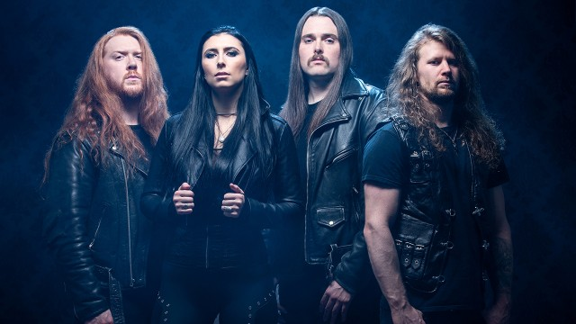 Unleash The Archers streamen Releaseshow