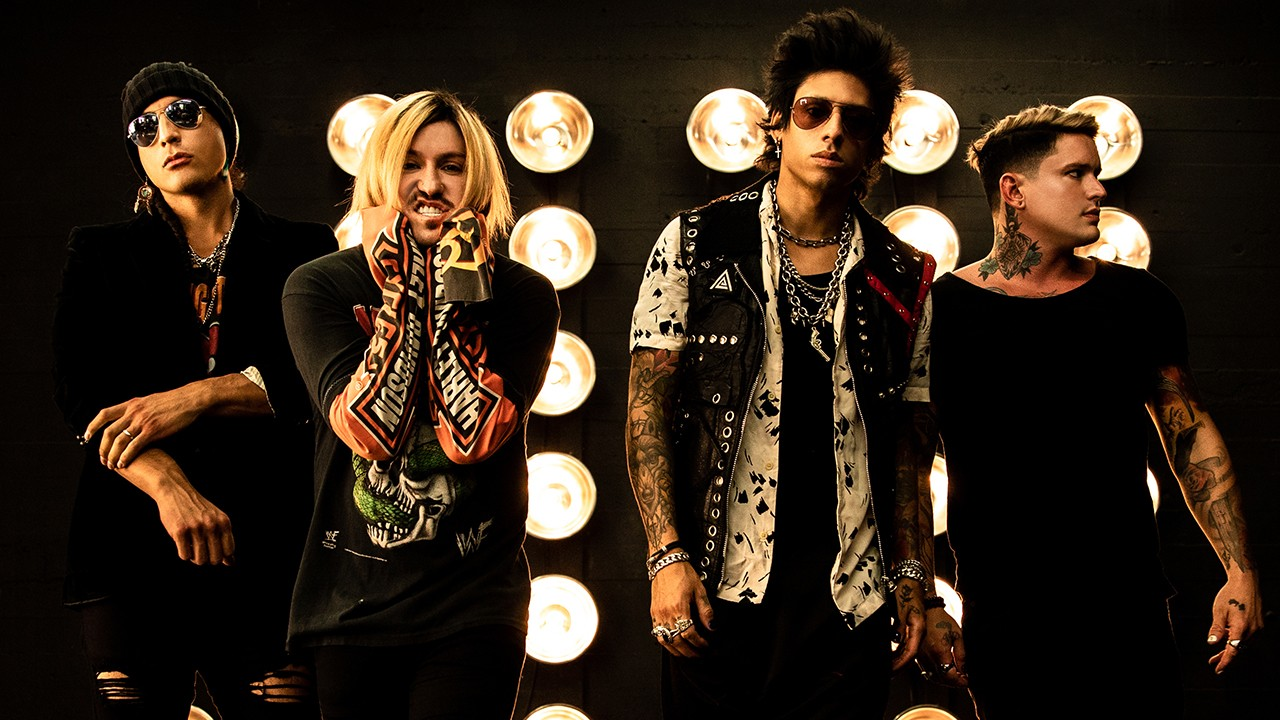 "Escape The Fate supporten ""Sno Babies""-Soundtrack"