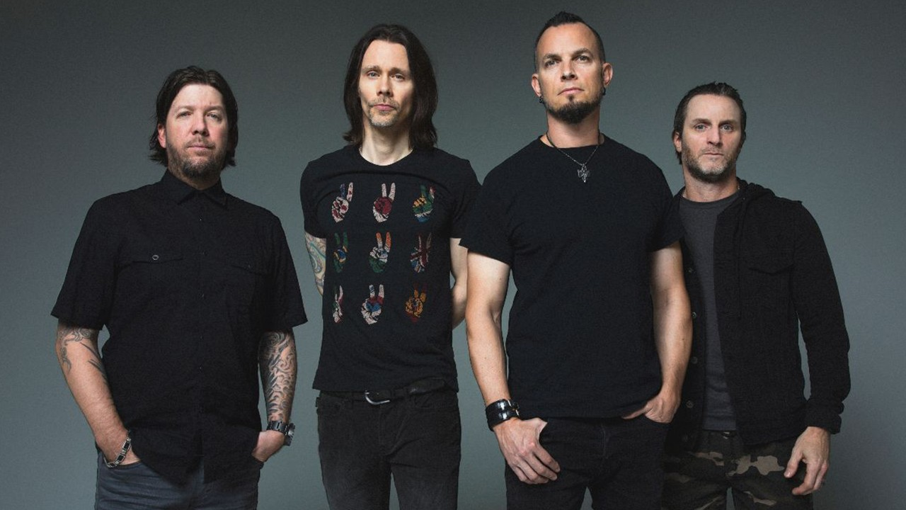 Alter Bridge stellen neue Lockdown-EP vor