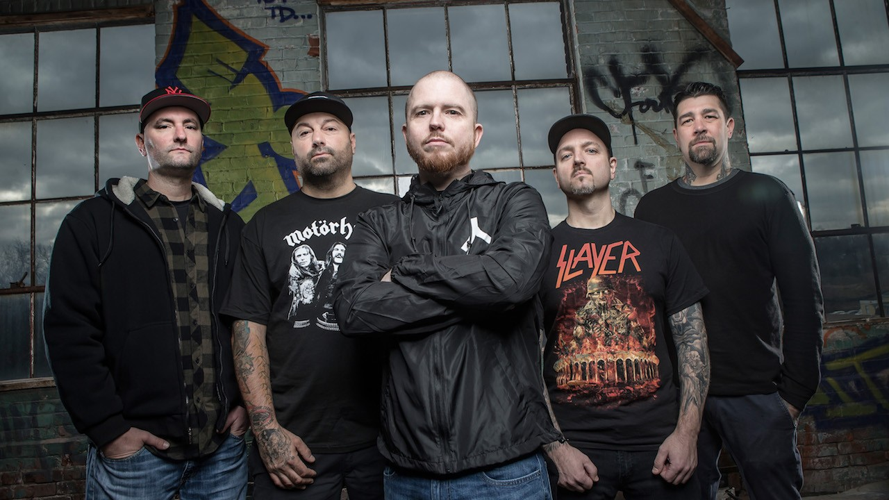"Hatebreed mit Albumtrailer zu ""Weight of the False Self"""