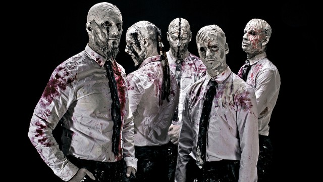 "Hideous Divinity mit Video zu ""Actaeon"""