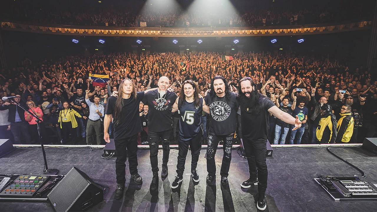 Dream Theater mit neuem Live-Release Ende November