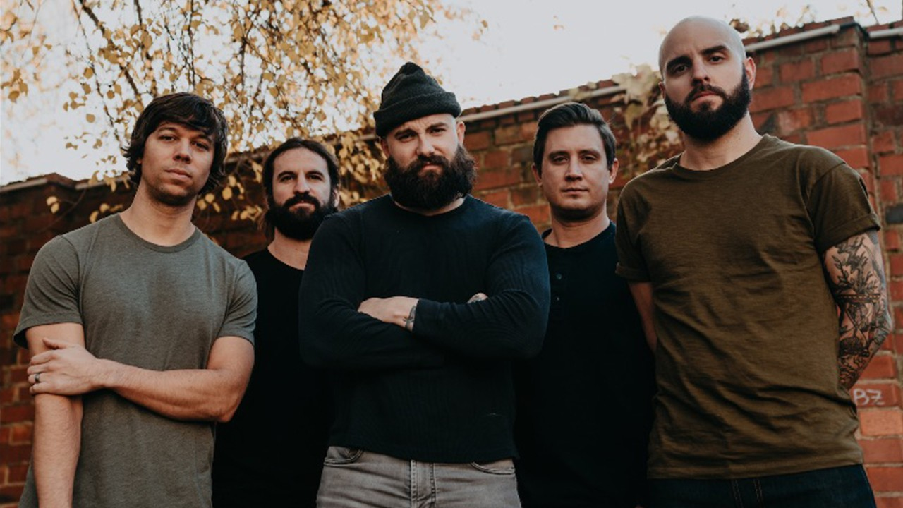 "August Burns Red covern ""Chop Suey!"""