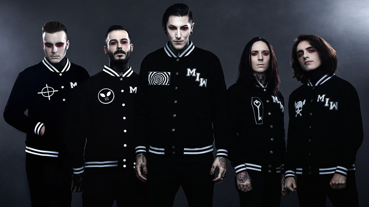 Motionless In White, Bandfoto